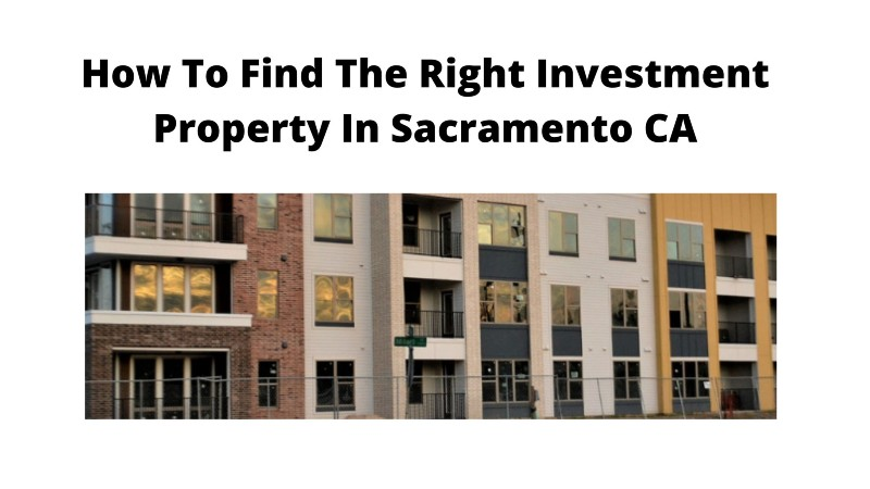 real estate investors in Sacramento CA