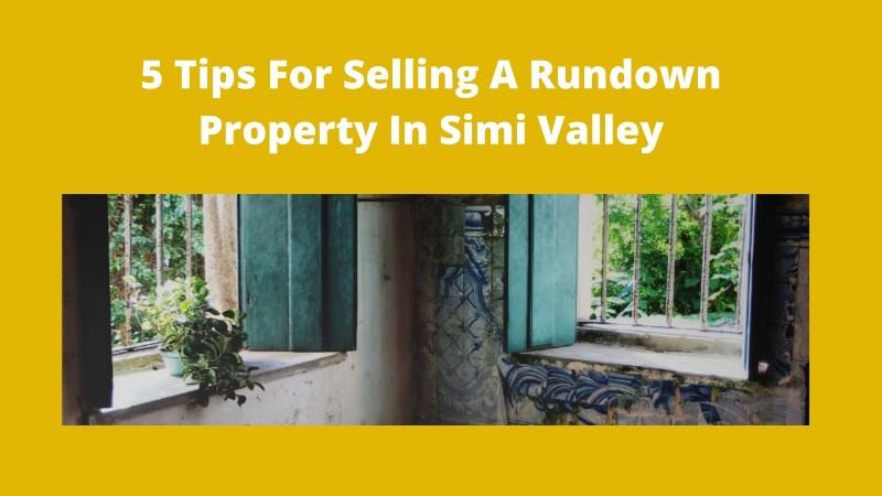 We buy homes in Simi Valley as-is