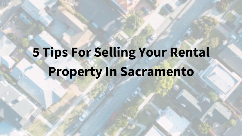 We buy houses in Sacramento California