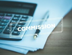commission paid to sacramento real estate agents