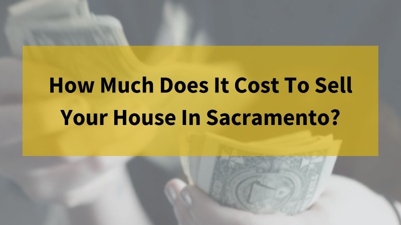 We buy properties in Sacramento California