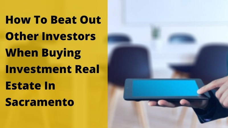 Real estate investors in Sacramento