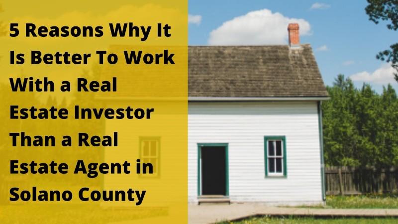 Real estate investor in Solano County