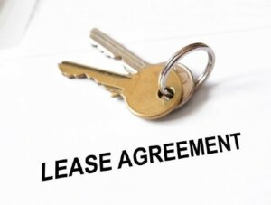 lease agreement in los angeles county