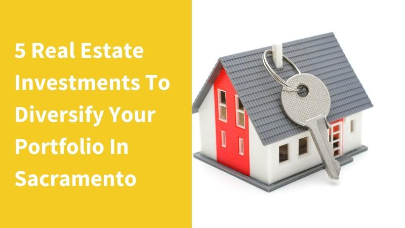 Real estate investors in Sacramento