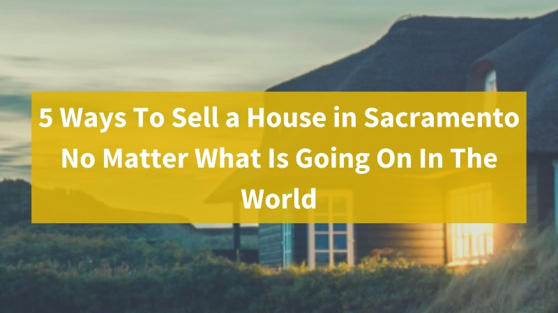 Sell my property fast Sacramento