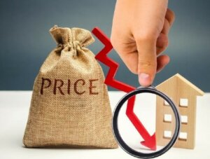 lower your asking price to sell your house
