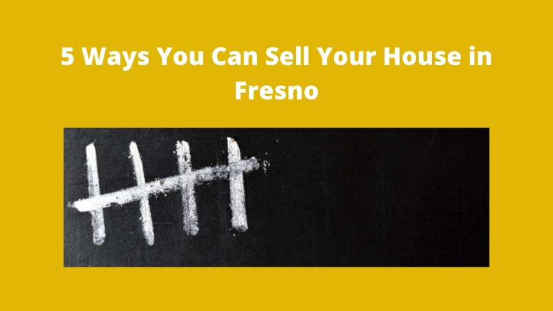 Sell to a cash home buyer in Fresno