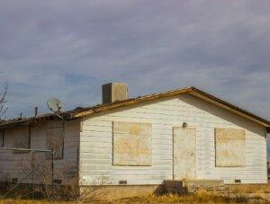 We buy vacant properties