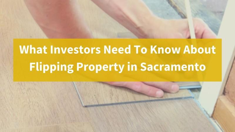 We buy properties in Sacramento