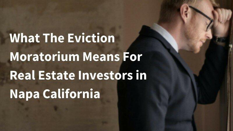 We buy homes in Napa California
