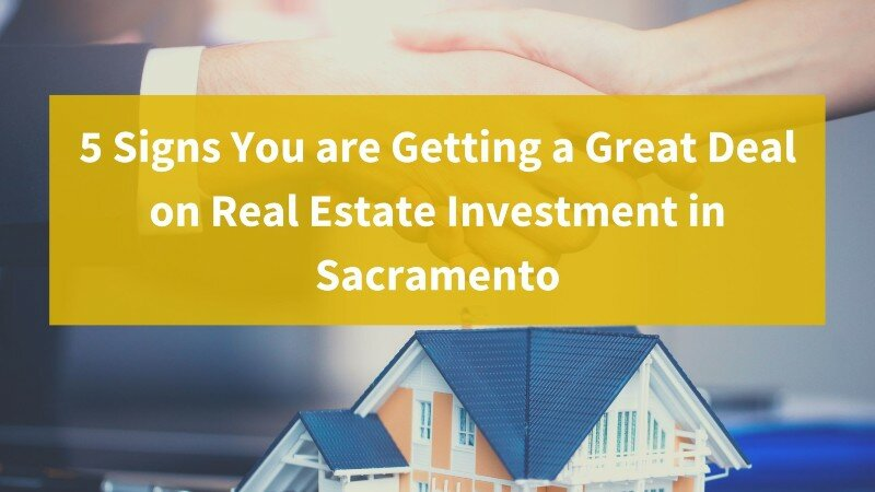 We buy homes in Sacramento California