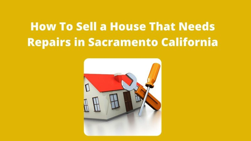 Sacramento California home buyers