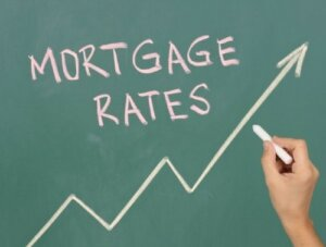 increased mortgage rates in 2021