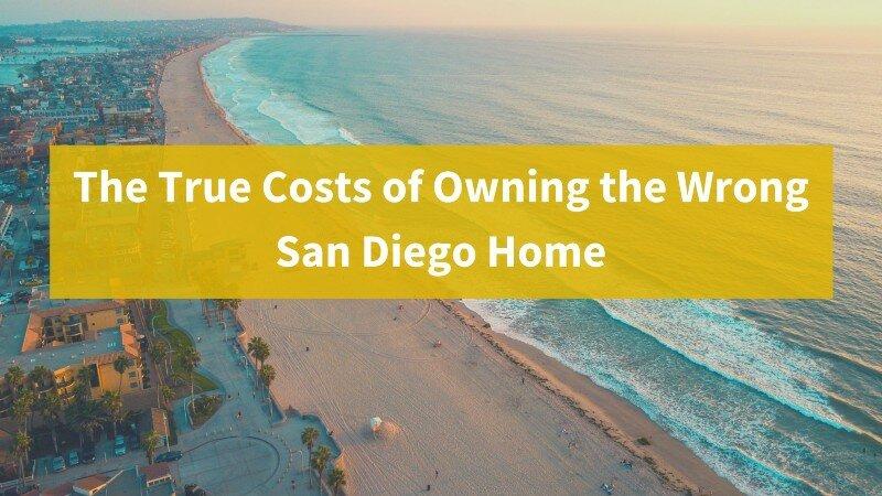 We buy properties in San Diego California