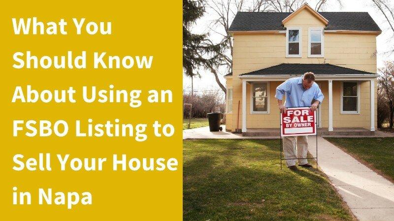 Cash home buyer in Napa California