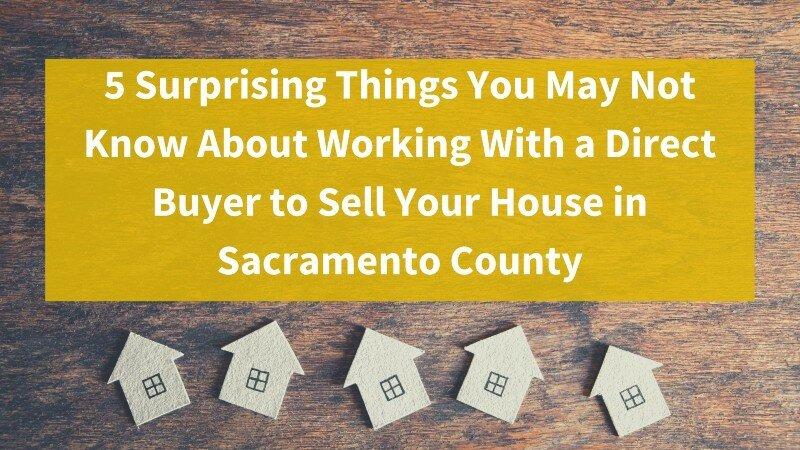 home buyer in Sacramento County