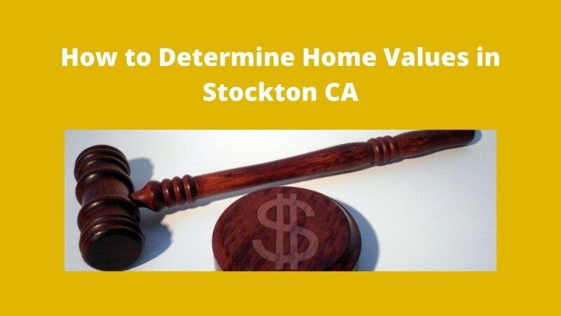 We buy houses in Stockton California