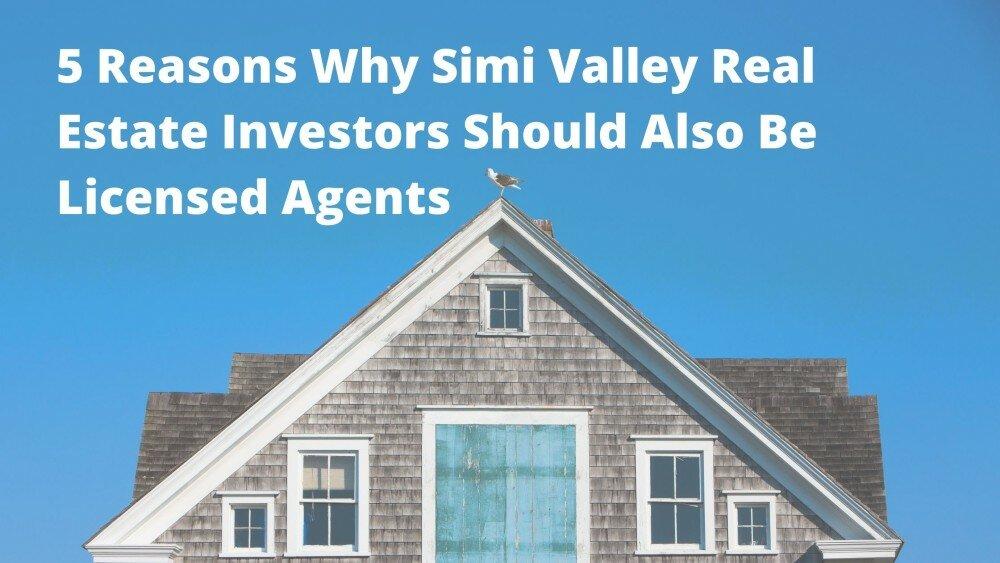 We buy houses in Simi Valley