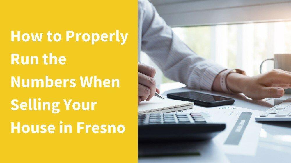 We buy properties in Fresno CA
