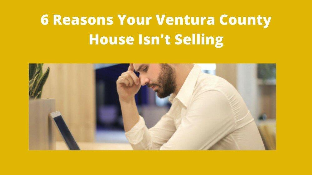 We buy houses Ventura County