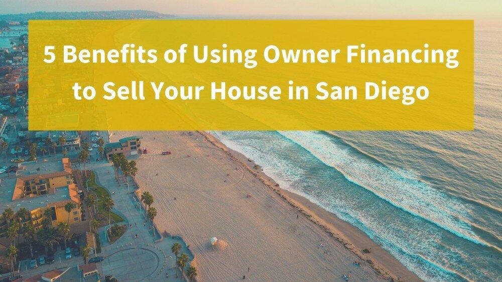 We buy houses in San Diego