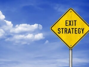 exit strategy for partnership business