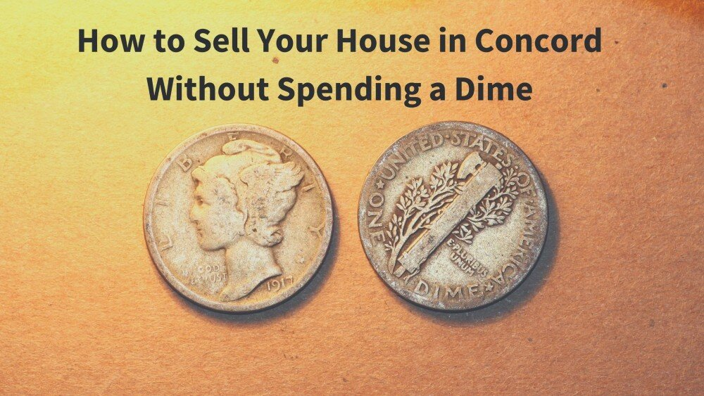We buy houses Concord