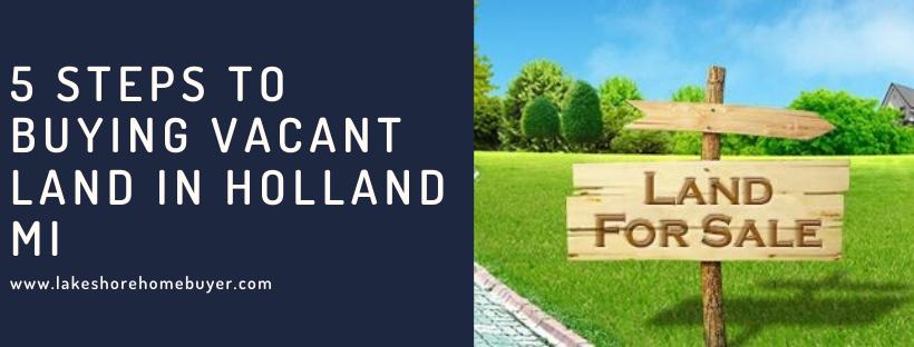 we buy properties in Holland MI