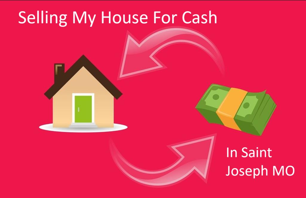 Saint Joseph MO house buyer