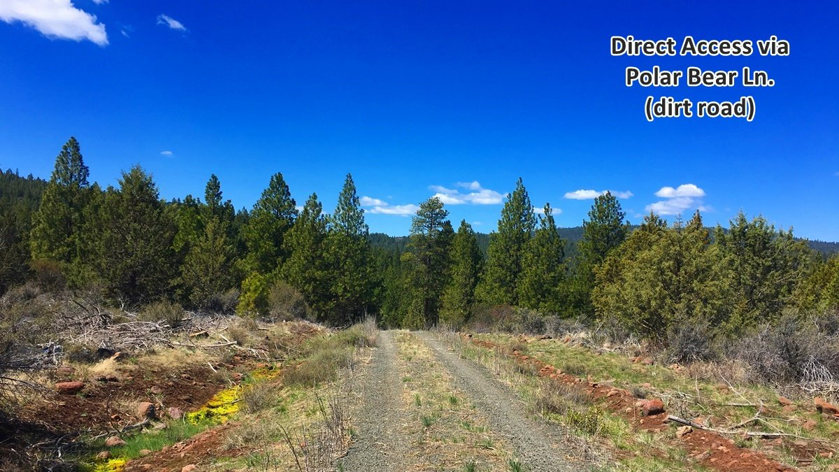 Rural, Vacant Land in Klamath County, Oregon