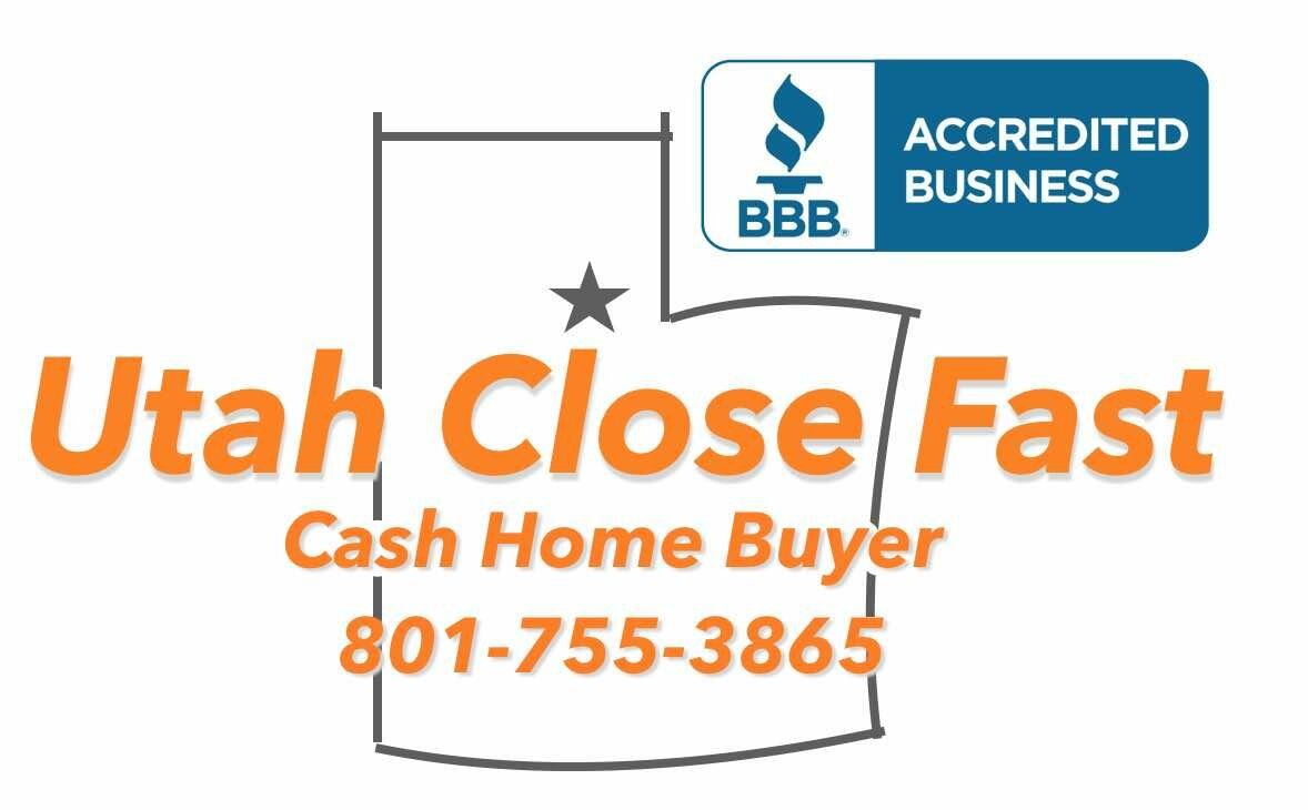 Utah Close Fast Cash Home Buyers logo