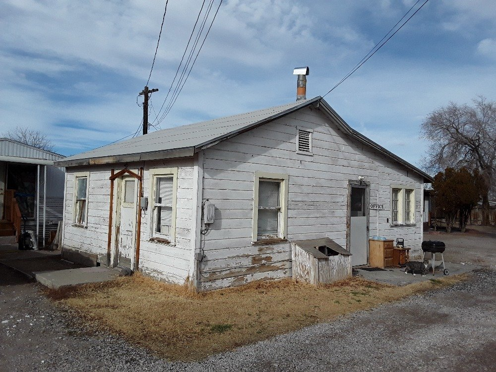 house with code violations in the Reno area