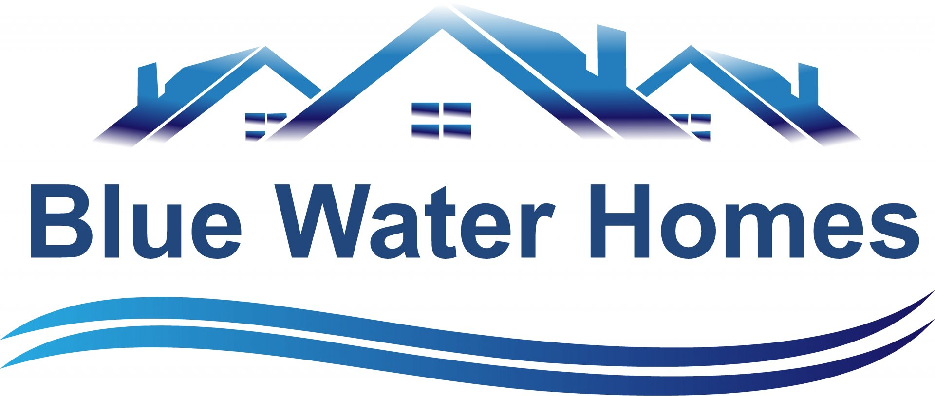 Blue Water Homes logo