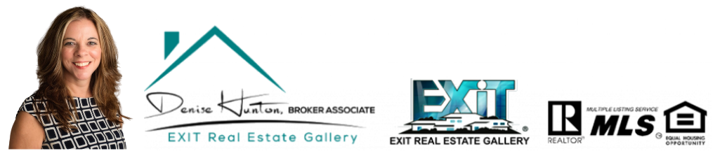 Denise Hunton BROKER ASSOCIATE,                     EXIT Real Estate Gallery logo