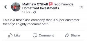 Homefront Investments