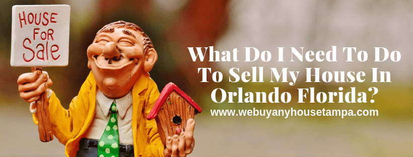 Sell your home in Orlando Florida