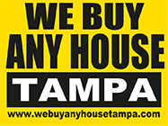 We Buy Any House Tampa logo