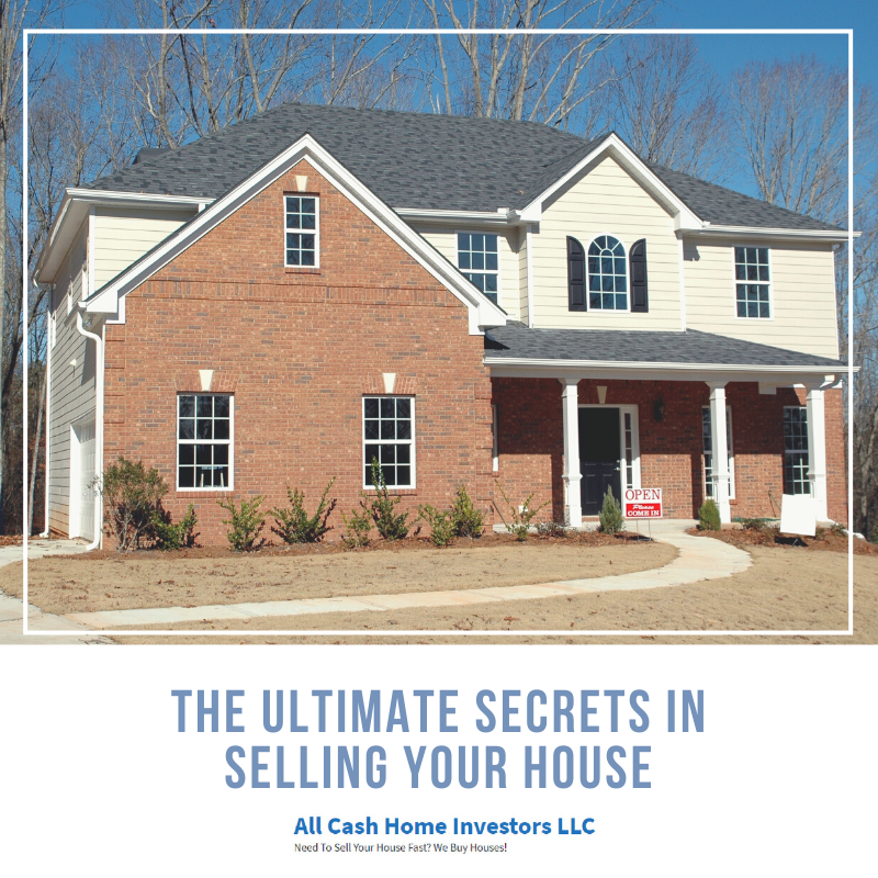 The Ultimate Secrets in Selling your House
