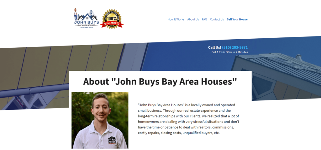 About John Buys Bay Area Houses
