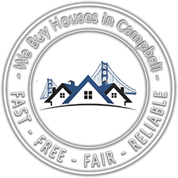 We Buy Houses in Campbell CA