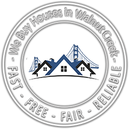 We Buy Houses in Walnut Creek CA