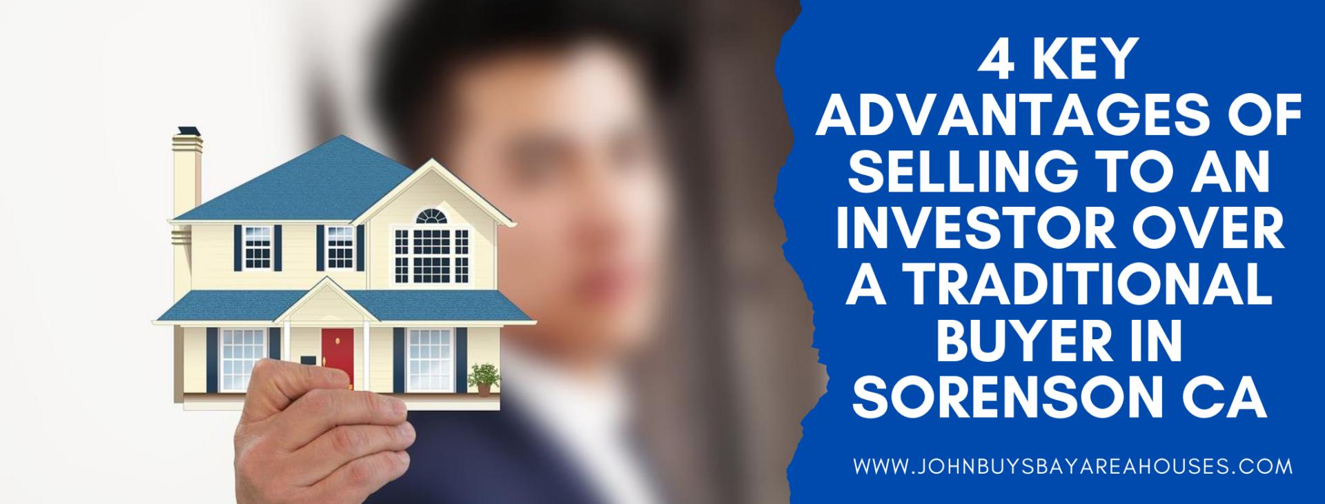 We buy properties in Sorenson CA