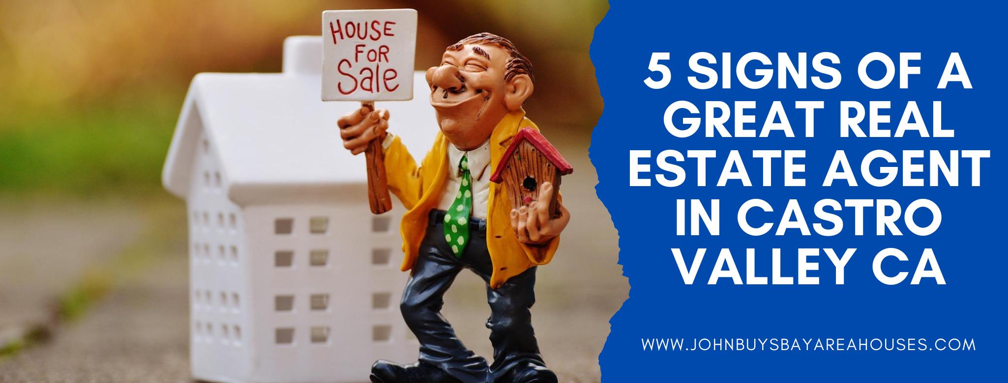 We buy properties in Castro Valley CA