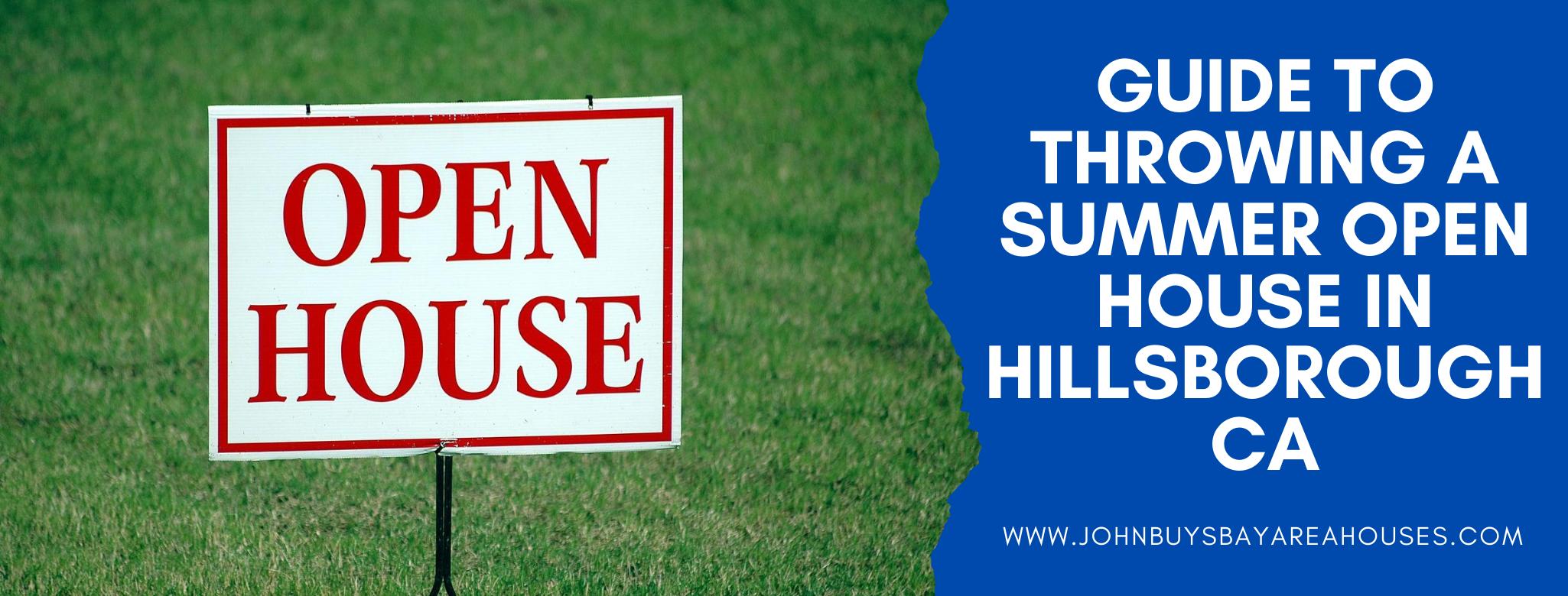We buy properties in Hillsborough CA