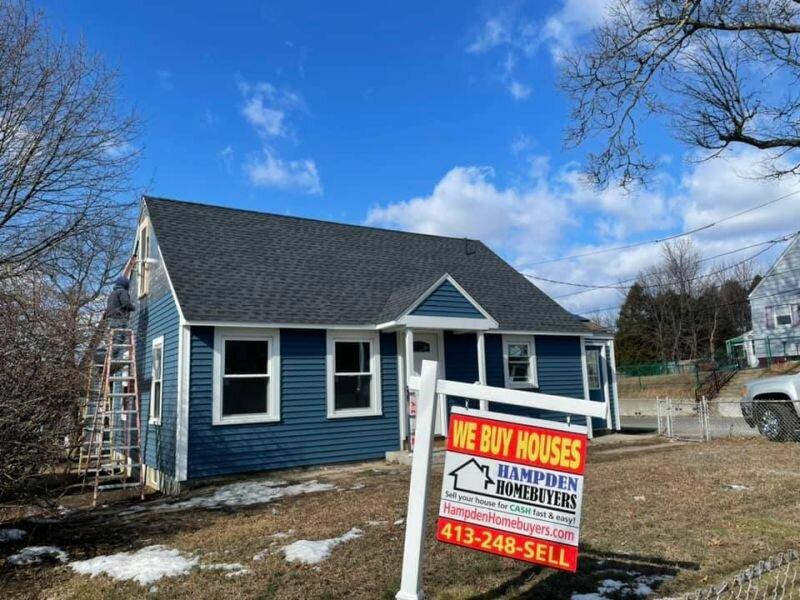Sell My House for Cash in Palmer Massachusetts