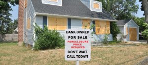 can I sell my foreclosure?