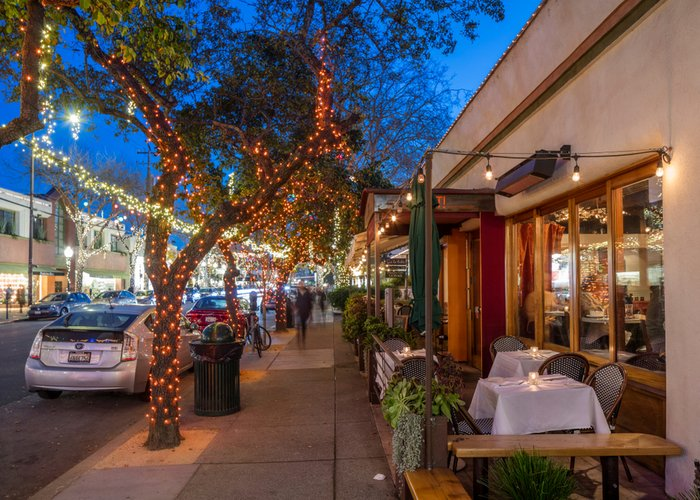 Berkeley-fourth-street shopping
