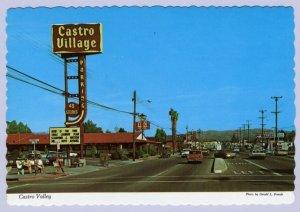 Castro Valley Villege