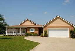 Asses the Live Oak Texas house